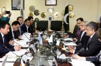 Pak-Afghan agree to Joint Working Group
