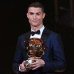 Portuguese Cristiano Ronaldo