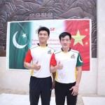 Peshawar Zalmai announced Chinese cricketers Jian Li and Yufie Zhang to join the team