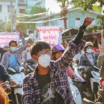 As of Monday, 802 people had been killed in the crackdown on the opposition