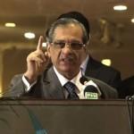 Chief Justice of Pakistan Mian Saqib Nisar