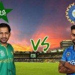Face to face Champions Trophy final will be between Pakistan and India on Sunday