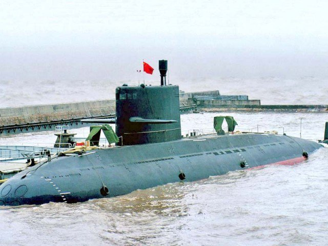 China to help Pakistan build 8 submarines with technology transfer
