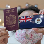China announces not to recognize British 'passport' for Hong Kong people