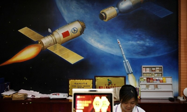 China's unmanned space mission Cheng 5 is being launched to the moon this week