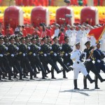 China's military refused to participate in the parade of Japanese Prime Minister