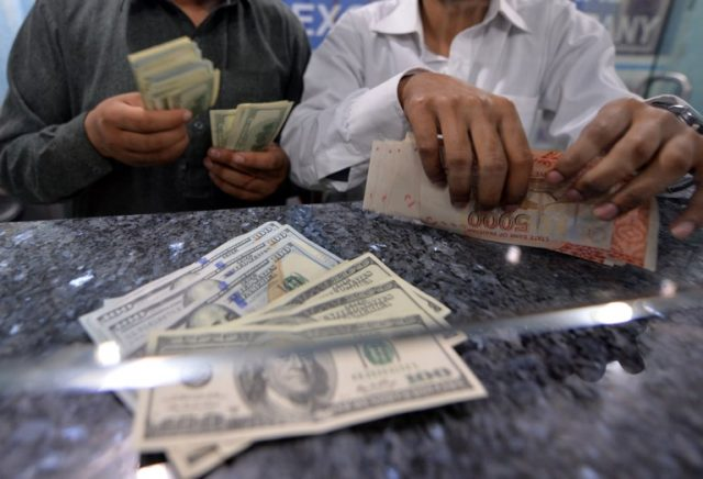 The dollar is selling at Rs 129 in the market
