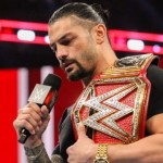 WWE's most popular wrestler Roman Reigns
