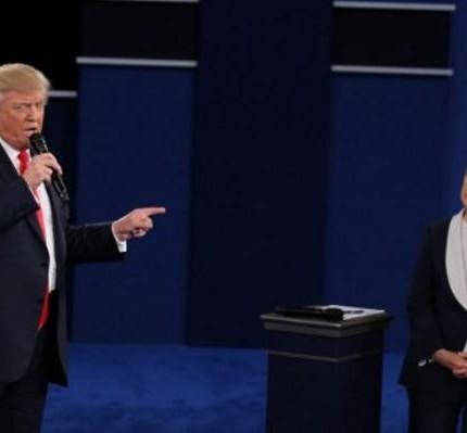 Final debate between Hillary Clinton and Donald Trump