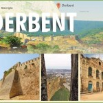 Derbent's most ancient city of Russia