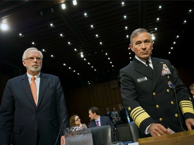 David Shear assistant secretary for the Asian and Pacific of the US Pacific Command, Admiral Harry Harris