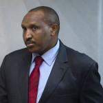 Bosco Ntaganda, head of the Congolese militia