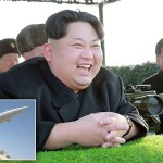 Kim Jong Un claimed to have developed a new North Korean missile