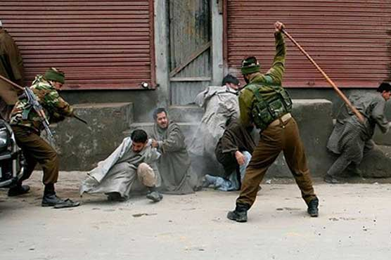 Governor Raj imposed in Kashmir, at this time the power of the game continued to remain behind the whole force.