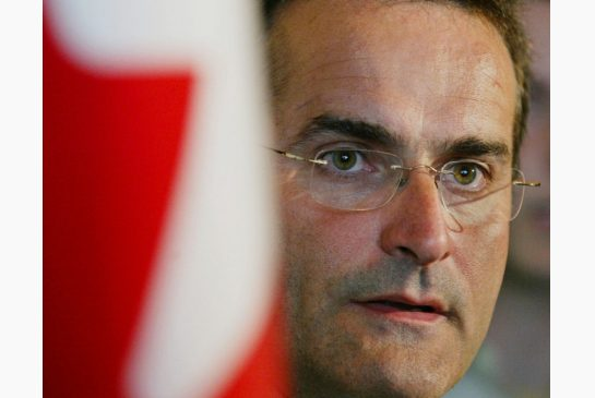 Former Canadian cabinet minister Jean Lapierre