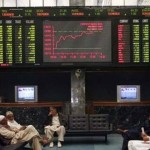 KSE 100 index decreased by 86 points at the beginning of the business