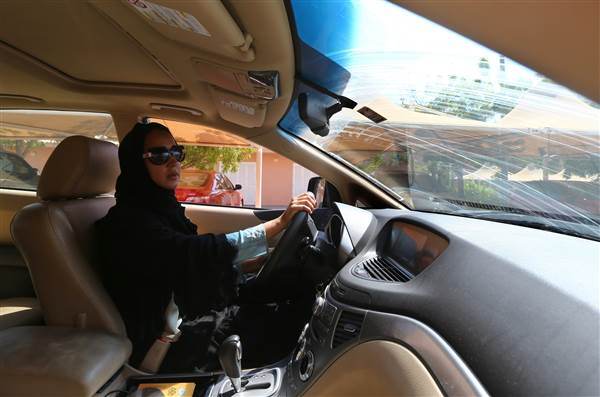 Minimum age allowed women to drive has been set to 18 years.