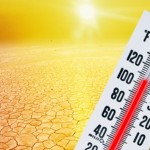 The heat wave will occur each year and its intensity will be at its peak until 2075