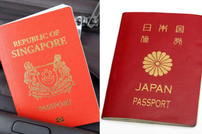 Like last year, Singapore is also ranked first in the year, while Japan is also the first with that