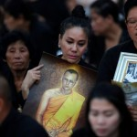 Five-day celebrations to pay the last rituals of the King Bhumibol Adulyadej of Thailand