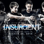 Hollywood science fiction film '' Insurgent '' has been presented in theaters