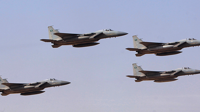 Shiite rebels in Yemen, Saudi Arabia, led by Air Force attacked 10 countries