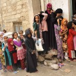 More than half of Yemen's population is facing food crisis