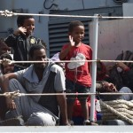 European countries, 40 thousand immigrants decided to settle on its territory