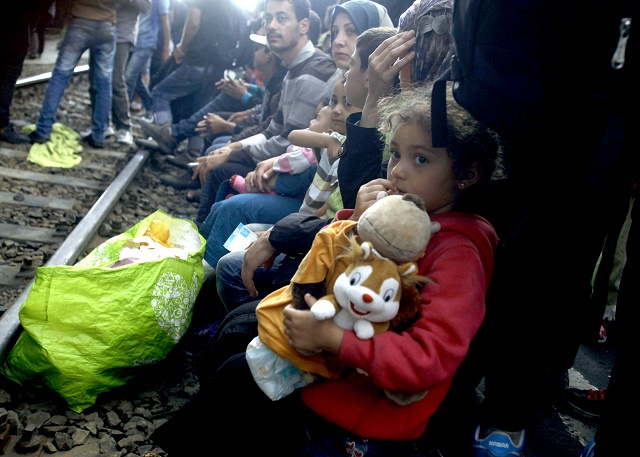 European countries agreed on the resettlement of refugees in accordance with quotas