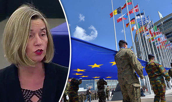 Foreign Ministers of 25 countries involved in the EU agreed to the defense agreement