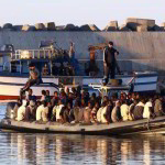 268 drowned persons wishing to Europe