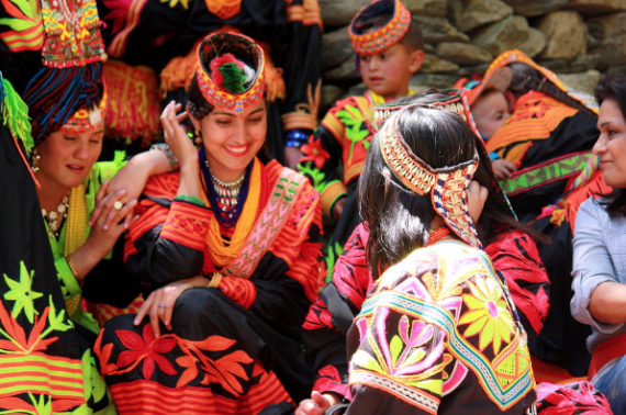 UNESCO Chitral's Kalasha tribe cultured the world heritage