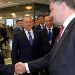Russian President meets President of Ukraine