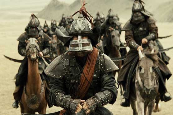 These war-rider Mongolian warriors depart from Central Asia in the 13th century and began to establish their empire in Euro Asia.