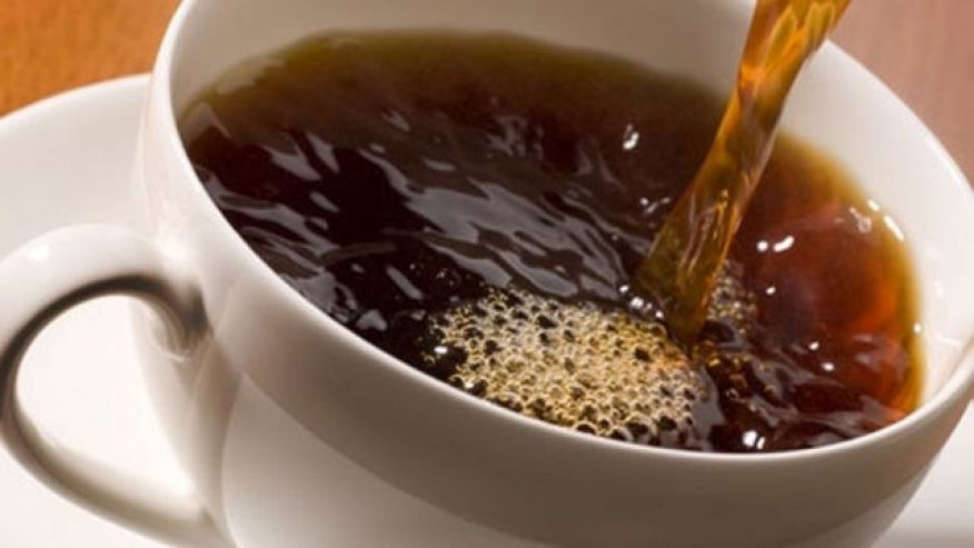Coffee protects from skin cancer