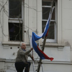 The Russian embassy established in the UK