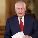 Former US Secretary of State Rex Tillerson