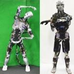 Tokyo University engineers have created robots named Kengoro and Kenshiro