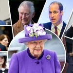 Some interesting facts that look at the future of the British royal family. Photos: File
