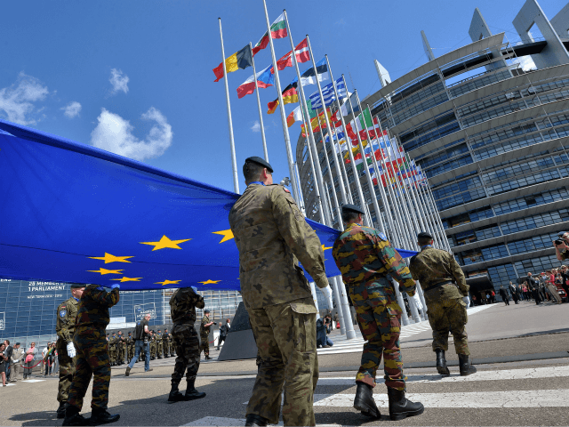 23 EU countries sign key defense alliance