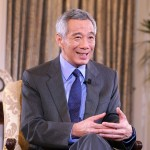 Singapore Prime Minister's Lee Hsien Loong