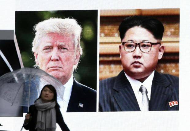 The meeting between North Korean leader Kim Jong Un and US President Donald Trump expected in May