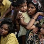 Due to the ongoing violence in northern Myanmar Rowing Muslims around 3 thousand people fled China