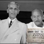 Can Quaid-e-Azam and Mahatma Gandhi dream of peace, can he never be ashamed?