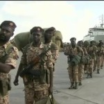 With Saudi alliance, the Sudanese army arrived in Aden