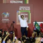 Greek election live: Alexis Tsipras celebrates victory