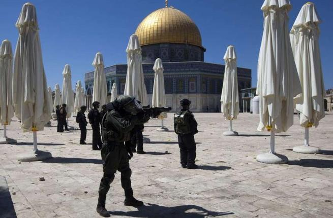 Israel: Aqsa mosque rejects proposal to deploy international peacekeeping force