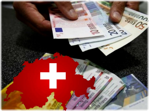 Switzerland: The Government will give every citizen paying $ 2500