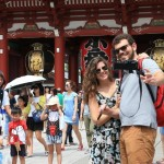 In May, 2.6 million foreign tourists visited Japan