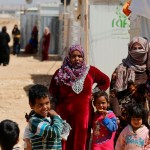 Number of Syrian refugees exceeds five million